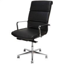 Lucia Office Chair  Black