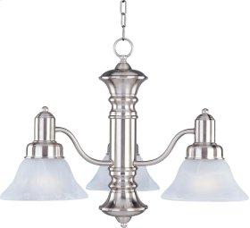 Newburg 3-Light Chandelier