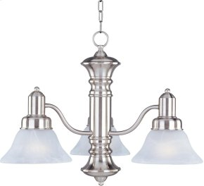 Newburg 3-Light Chandelier
