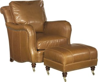 Lowell Lounge Chair with Casters