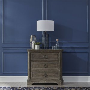 Liberty Furniture Industries3 Drawer Bedside Chest