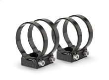 VeX Enclosed Speaker System Swivel Mount Fixture for pipe diameter of 2.500 in (63.5 mm)