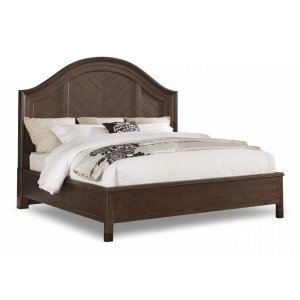 FlexsteelCarmen Queen Bed