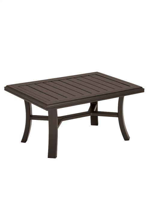 "Banchetto 36"" x 24"" Rectangular Coffee Table"