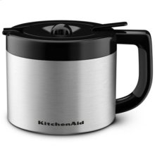 10-Cup Thermal Carafe for KCM112 - Stainless Steel