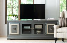Tower Suite - Moonstone Finish Entertainment Console