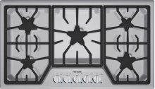 36 inch Masterpiece® Series Gas Cooktop SGS365FS