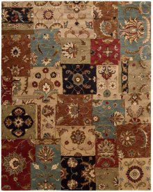 Jaipur Ja37 Mtc Rectangle Rug 7'9'' X 9'9''