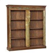 Bella Double Bookcase