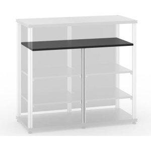 "Salamander DesignsSynergy Double-Width Shelf, 17.75\"" Aluminum Post"