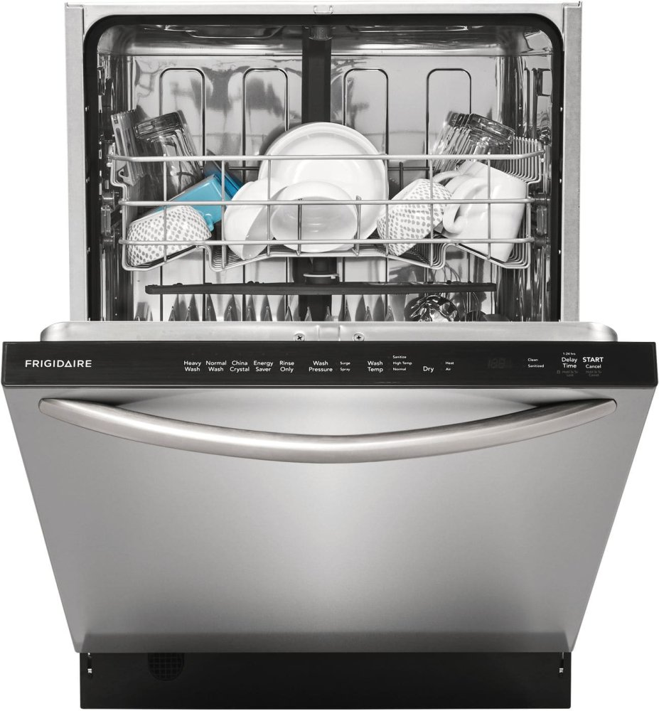 Ffid2459vs Frigidaire 24 Built In Dishwasher With