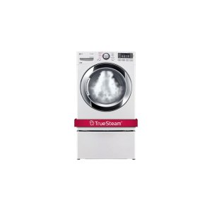 LG Appliances7.4 cu. ft. Ultra Large Capacity SteamDryer w/ NFC Tag On
