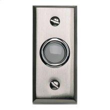 Mission Door Bell - Brushed Nickel