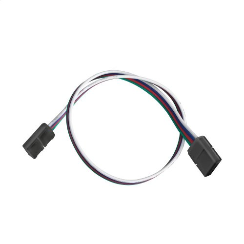 LED Tape 12in Interconnect BK