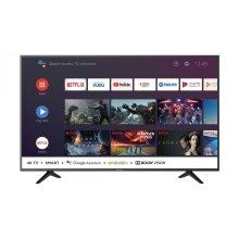 "58"" class 6500E series - Hisense 2018 Model 58"" class 6500E (57.5"" diag.) 4K UHD Smart TV with HDR"