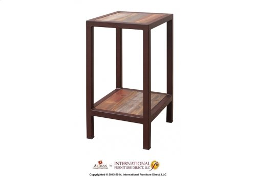 End Table w/1 Shelf