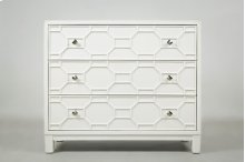 Matrix Accent Chest- Polar White