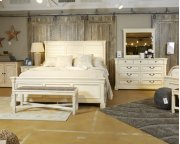 Bolanburg - White 3 Piece Bed Set (Queen) Product Image