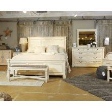 Bolanburg - White 3 Piece Bed Set (Queen)