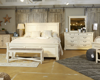 B647B4 In By Ashley Furniture In Myrtle Beach, SC   Bolanburg   White 3  Piece Bed Set (Queen)