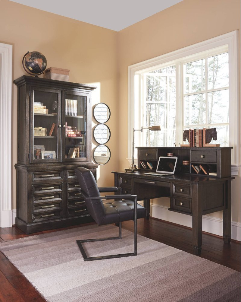 for depot desk wood hutch computer home furniture desks ideas sauder corner hutches with by office