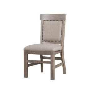 Magnussen HomeDining Side Chair w/Upholstered Seat & Back (2/ctn)