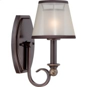 Palmer Palladian Bronze Wall Sconce