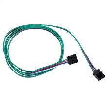 "36"" RGB LED Tape Interconnect Black"