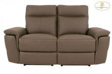 POWER Double Reclining Love Seat