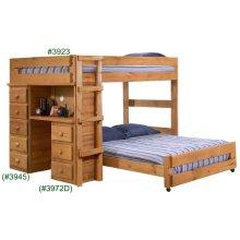 Full/Full Loft Bed