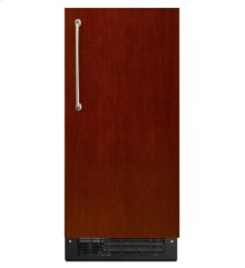 KitchenAid® 15-Inch Width Panel-Ready Ice Maker with Reversible Door Swing - Panel Ready