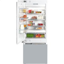 KF 1813 SF MasterCool fridge-freezer with high-quality features and large storage space for exacting demands.