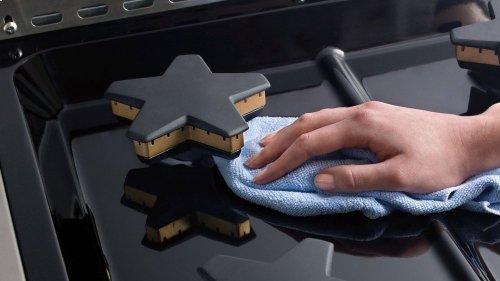 60-Inch Pro Grand® Commercial Depth Dual Fuel Steam Range