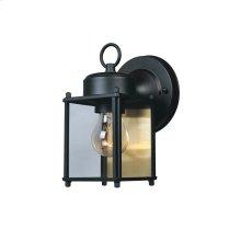 "5"" Wall Lantern in Black"