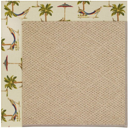 Creative Concepts-Cane Wicker Wayside Daiquiri Machine Tufted Rugs