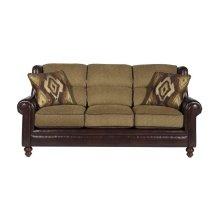 Craftmaster Living Room Three Cushion Sofa