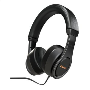 KlipschReference On-Ear II Headphones - Black