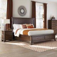 Bedroom - Telluride Storage Bed Product Image