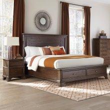 Bedroom - Telluride Storage Bed