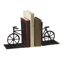 Vintage Bicycle Bookend Pair (1 pair)