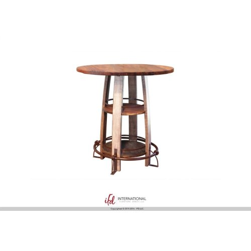 Iron Bistro Table Base
