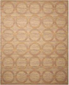 Silken Allure Slk21 Sand Rectangle Rug 7'9'' X 9'9''