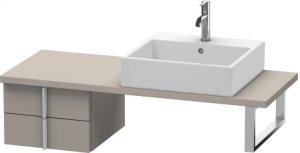 Vero Low Cabinet For Console Compact, Terra (decor)