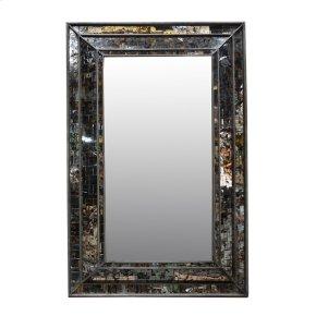 Sofia Lg Mirrored Mosaic Mirror