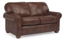 Thornton Leather Loveseat