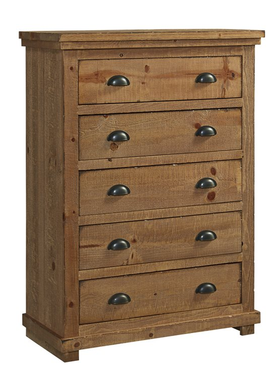 Chest   Distressed Pine Finish