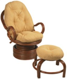 SR-18 & OT-18 Fruitwood Wicker/Rattan