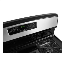 30-inch Gas Range with Self-Clean Option