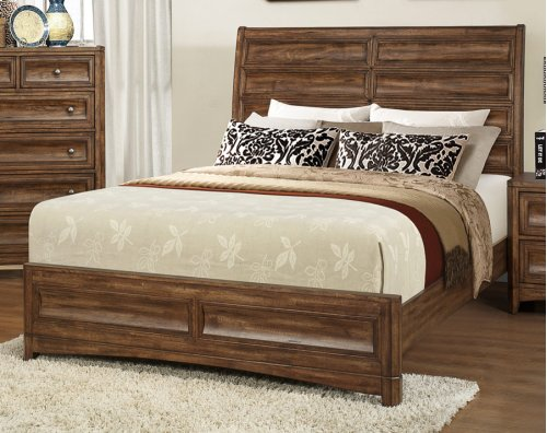 Queen Panel Bed Kit