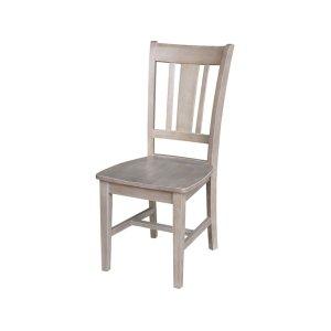 JOHN THOMAS FURNITURESan Remo Chair in Taupe Gray